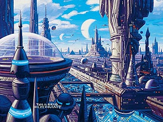 Xizor`s Troubled World, Brothers Hildebrandt