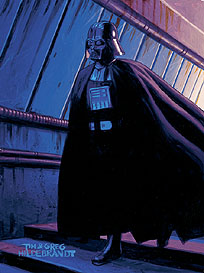 Vader Grows Wary of Xizor, Brothers Hildebrandt