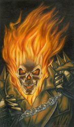 Ghost Rider, Mark Romanoski