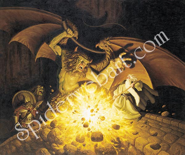 The Brothers Hildebrandt S Lord Of The Rings