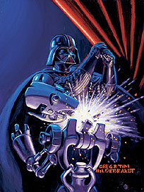 Vader Stays Sharp, Brothers Hildebrandt