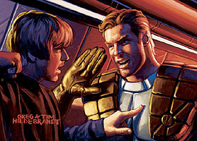 Dealing With Dash, Brothers Hildebrandt