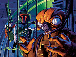 Boba Fett Deals with Zuckuss, Brothers Hildebrandt