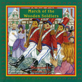 March of the Wooden Soldiers, Victoria Lisi