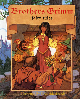 Brothers Grimm Fairy Tales, Greg Hildebrandt
