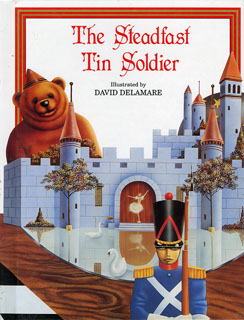 The Steadfast Tin Soldier, David Delamare