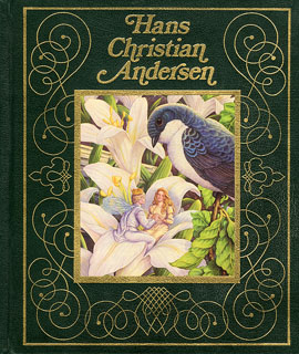 Hans Christian Andersen - Full Edition - Hardcover Leather, Michael Adams