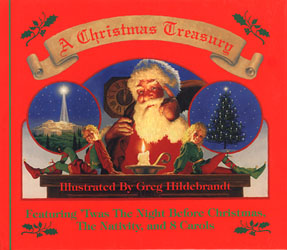 A Christmas Treasury, Greg Hildebrandt