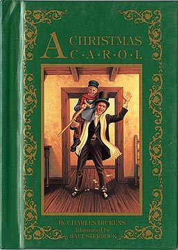 A Christmas Carol, Little Unicorn, Walt Sturrock