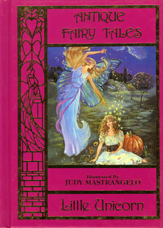 Antique Fairy Tales, Little Unicorn, Judy Mastrangelo