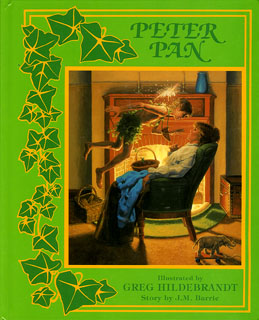 Peter Pan - Full Edition, Greg Hildebrandt