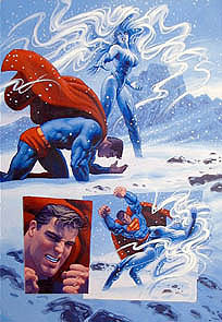 Superman p30, Brothers Hildebrandt