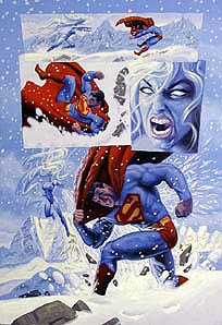 Superman p32, Brothers Hildebrandt