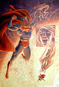 Superman p39, Brothers Hildebrandt