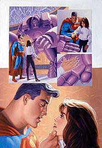 Superman p25, Brothers Hildebrandt