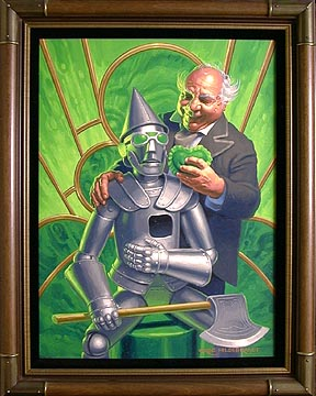 Tin Man`s Heart, Greg Hildebrandt