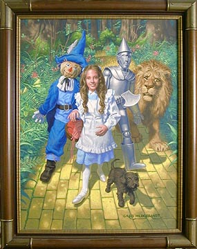 On the Yellow Brick Road, Greg Hildebrandt