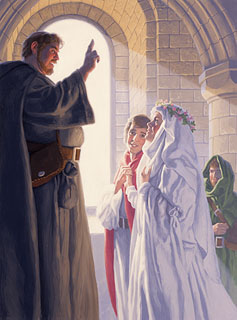 Man and Wife, Greg Hildebrandt