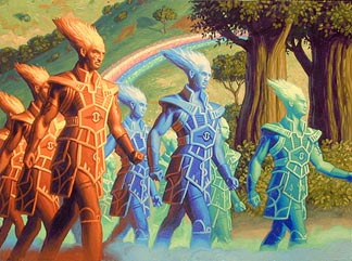Sway of Illusion, Brothers Hildebrandt