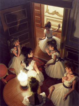 The Dancers Dismay, Greg Hildebrandt