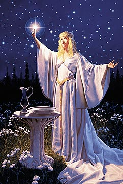 Ring of the Elf Queen, Greg Hildebrandt