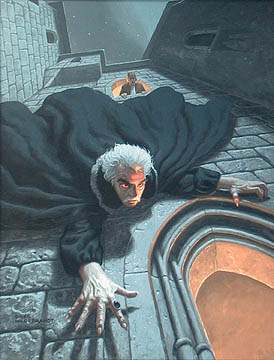 A View of Horror, Greg Hildebrandt