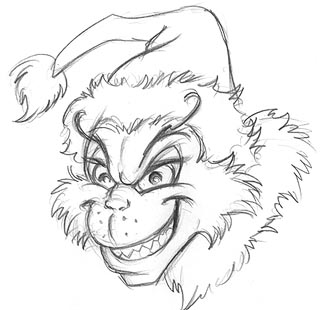 Grinch E Holidays Spiderwebart Gallery Free Printable Coloring Pages Of The Grinch Who Stole