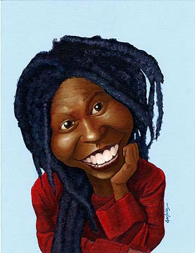Whoopi, Keith Garletts