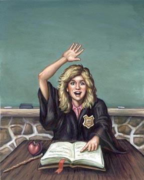Hermione, Top Student, Mark Romanoski