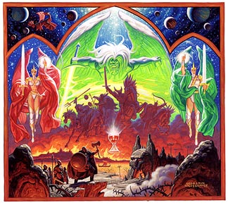 4 Horsemen of the Apocalypse, Brothers Hildebrandt