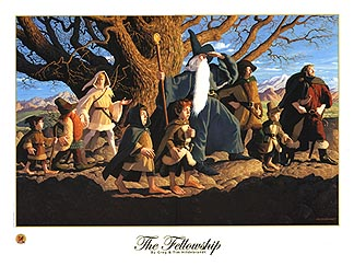 Fellowship of the Ring, Brothers Hildebrandt
