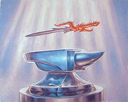 STEEL SHAPER, Greg Hildebrandt