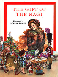 The Gift of Magi - Hardcover, Robert Sauber
