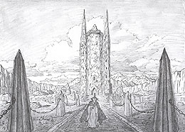Tower of Orthanc, Brothers Hildebrandt