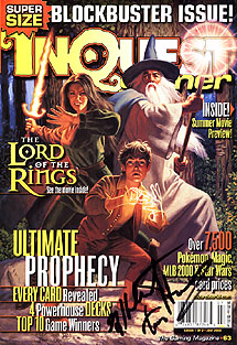 Inquest Gamer Magazine, Brothers Hildebrandt