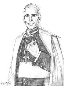 Archbishop Fulton J. Sheen, Greg Hildebrandt