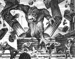 Ymir, Ray Harryhausen