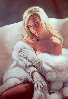 Jennifer - Photo Print - Large, Greg Hildebrandt
