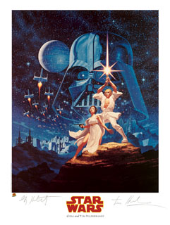A New Hope, Brothers Hildebrandt
