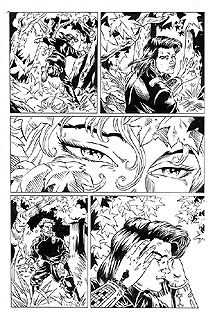 Jink -Issue 1 pg 4, David Boller