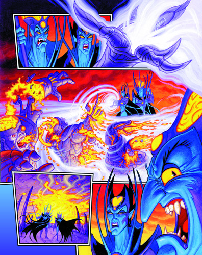 Emerald 7 - part 2 page 4, Brothers Hildebrandt