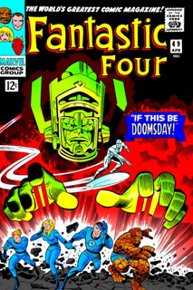 Fantastic Four #49, Jack Kirby