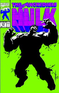 The Incredible Hulk #377, Dale Keown