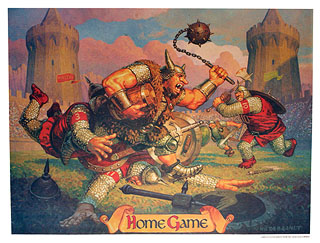 Home Game, Brothers Hildebrandt