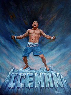 Chuck Liddel the Iceman, Mark Romanoski