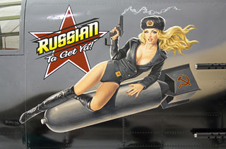 Russian Ta Get Ya - Photo Print, Greg Hildebrandt