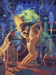 Mad Science, Greg Hildebrandt