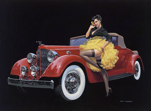 Eye Candy - Photo Print, Greg Hildebrandt