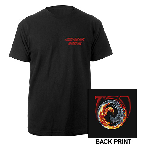 2014 TSO Fire and Ice T-Shirt - Large, Greg Hildebrandt