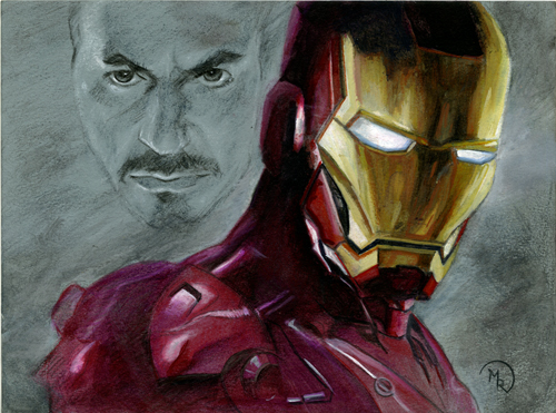 Iron Man - Avengers, Mark Romanoski